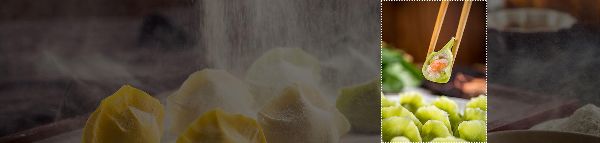 惠美饺子产品特色