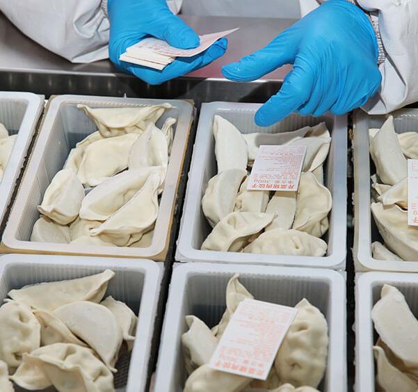 惠美饺子产品科技范