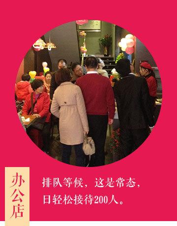 惠美饺子加盟选址之办公店