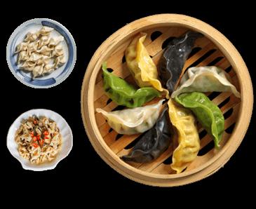 惠美饺子一饺多吃