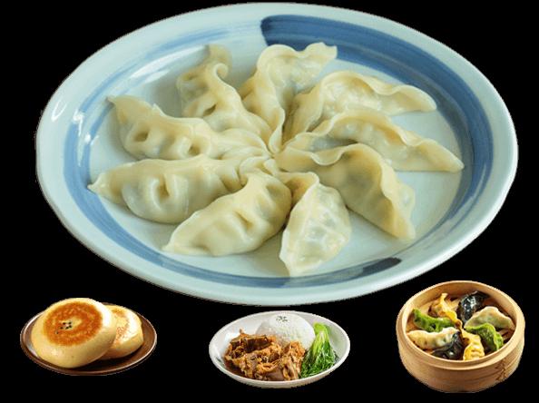惠美饺子加盟精品美食