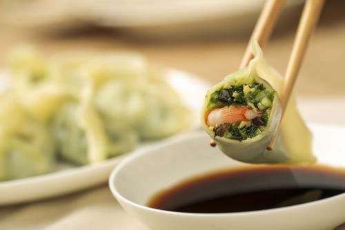 重阳节吃饺子