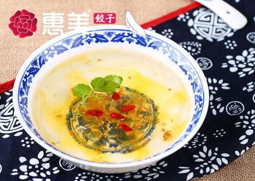 惠美饺子美食推荐-桂花冰粉