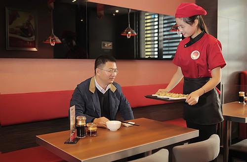 惠美饺子加盟门店