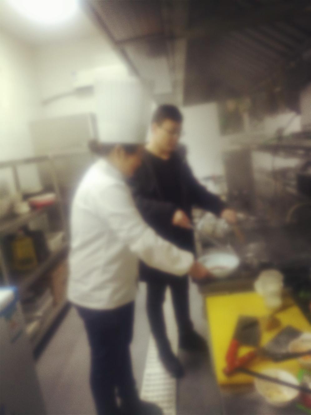 惠美饺子加盟商操作实践
