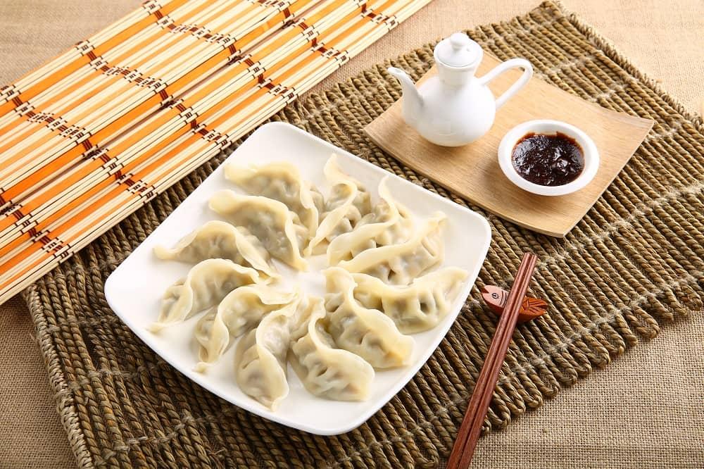 惠美饺子——牛肉水饺