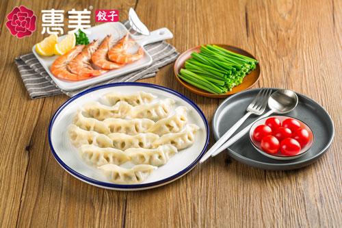 惠美饺子美食推荐-金牌虾仁水饺