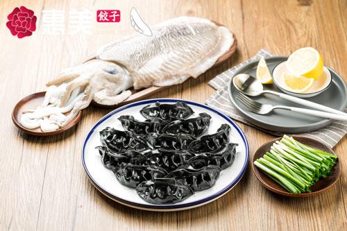 惠美饺子美食推荐-特色墨鱼水饺