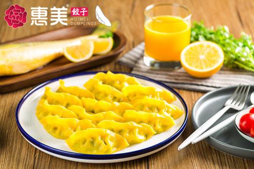 惠美饺子美食推荐-黄花鱼水饺