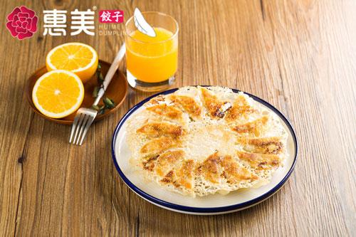惠美饺子美食推荐-特色冰花煎饺
