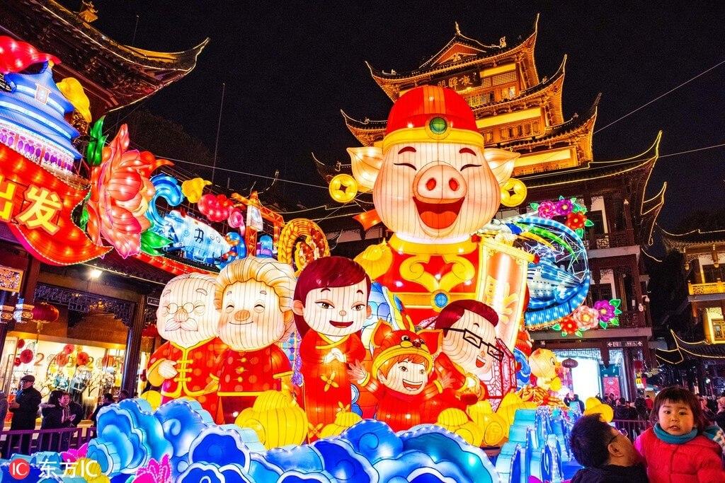 春节黄金周
