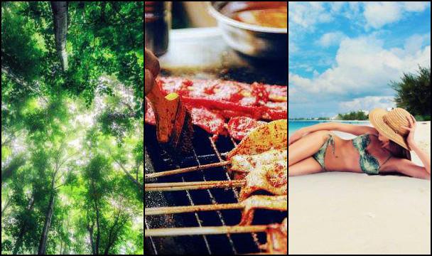 夏天的活动