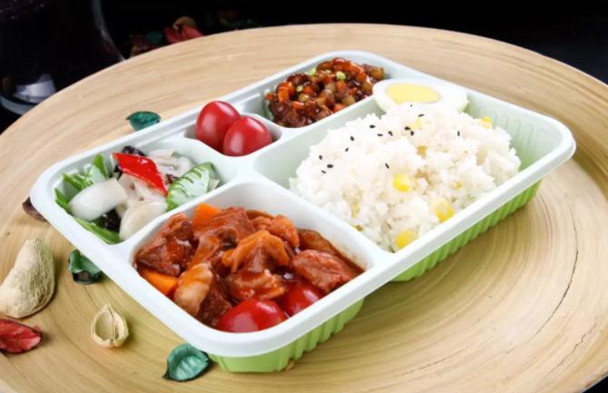 中式快餐加盟